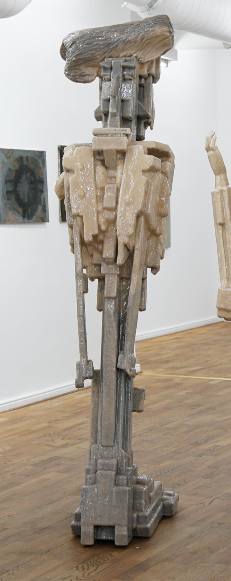 'Mormor', 2019, ett konstverk av Max Ockborn