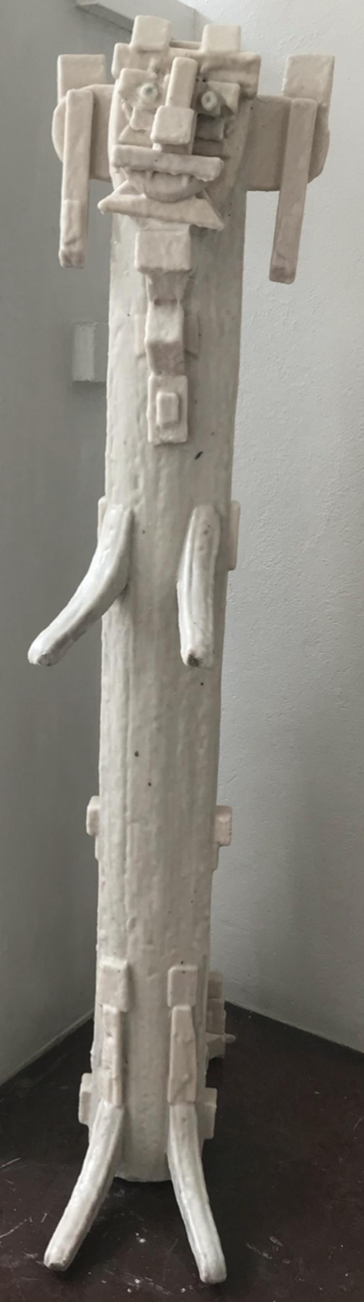 'En krävande kompis', 2019, ett konstverk av Max Ockborn
