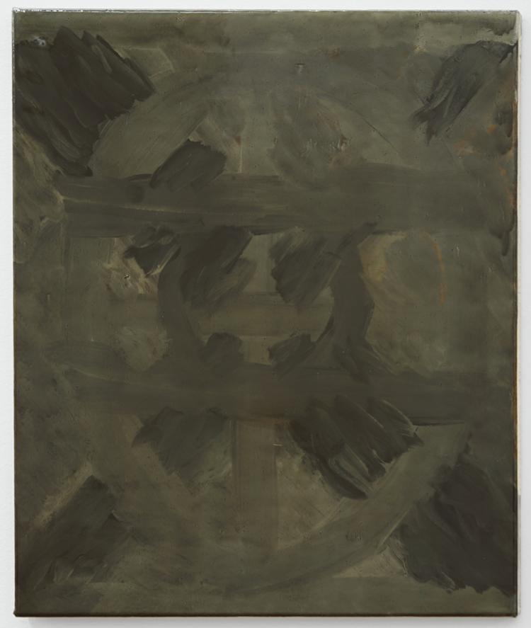 ' Urtavla om natten', 2019, ett konstverk av Max Ockborn