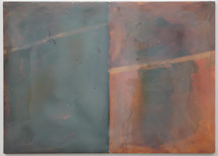 ' Te och opium, landsgräns till havs', 2019, ett konstverk av Max Ockborn
