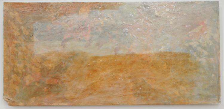 'Landskapets armkrok', 2019, ett konstverk av Max Ockborn