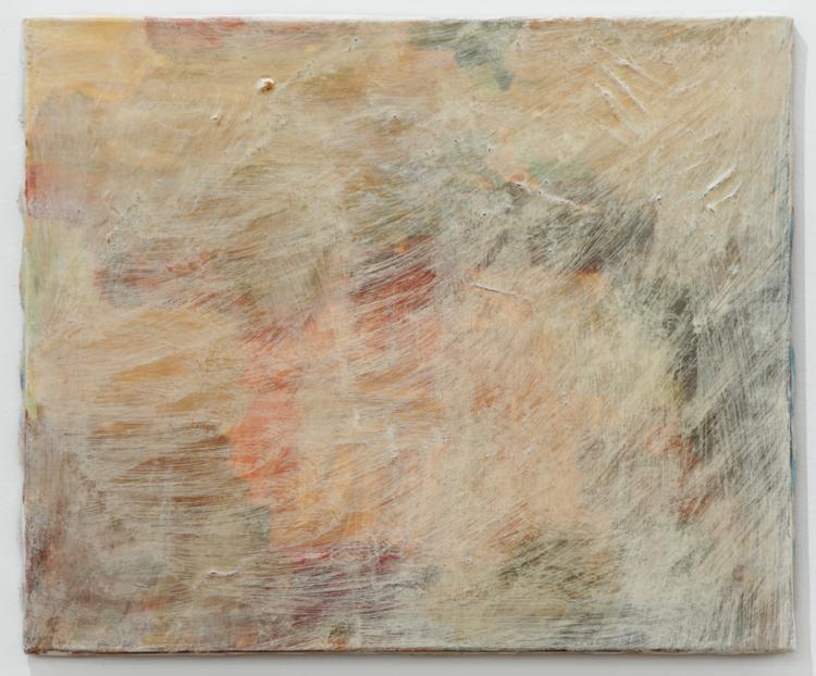 'Flod med aska i', 2019, ett konstverk av Max Ockborn
