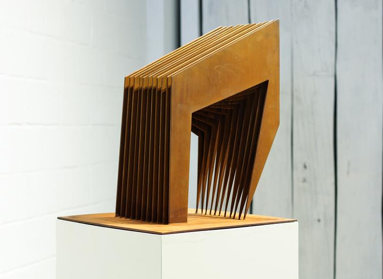 'Transition II', 2019, ett konstverk av Matias Di Carlo