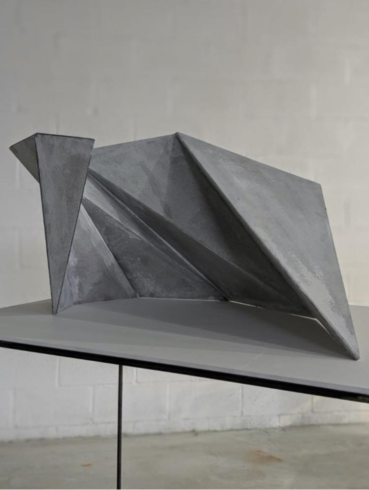 'Torsion', 2019, ett konstverk av Matias Di Carlo