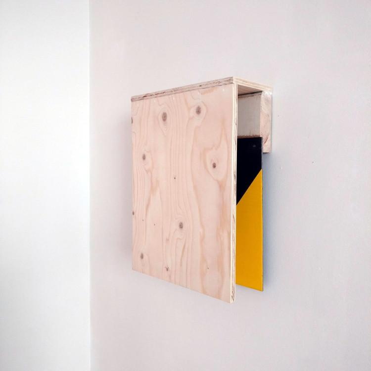 'Refused', 2019, ett konstverk av Anders Kappel