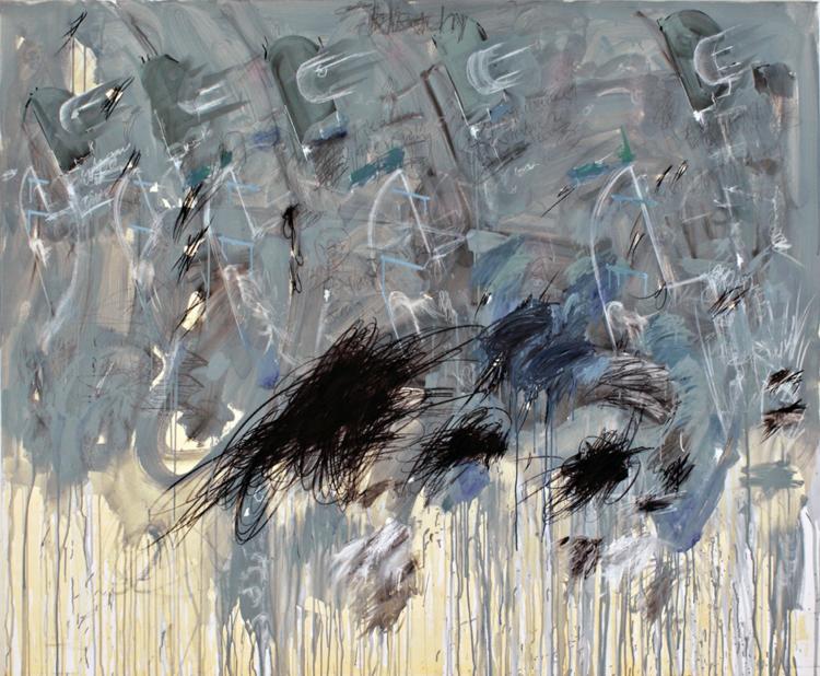 'LAPSUS 44', 2014, ett konstverk av Konstantino Dregos