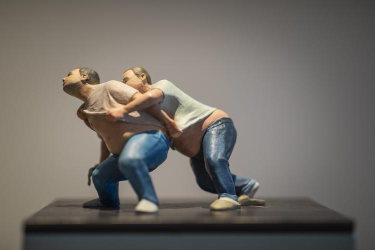 'Onsdag', 2020, ett konstverk av Henrik Ekesiöö
