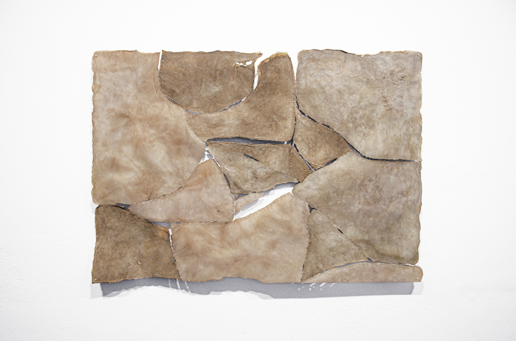 'Strain III', 2019, ett konstverk av Anna Ting Möller