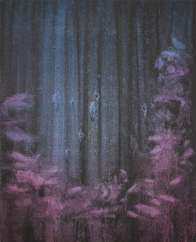 'Övergå', 2019, ett konstverk av Benjamin Andersson