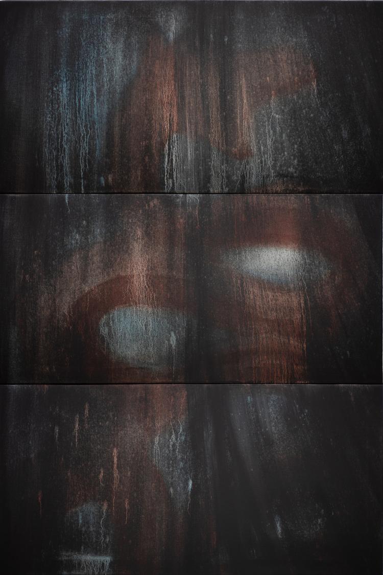 'Jörmungandr', 2019, ett konstverk av Benjamin Andersson