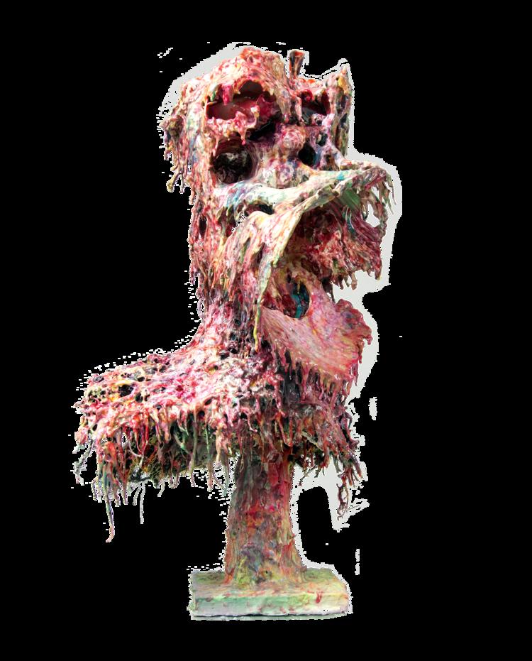 'Aberrant III', 2020, ett konstverk av Bergthor Morthens