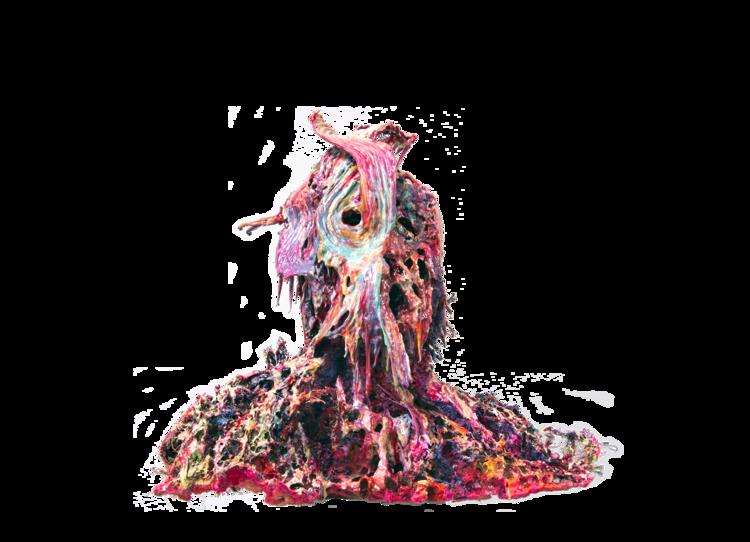 'Aberrant II', 2020, ett konstverk av Bergthor Morthens