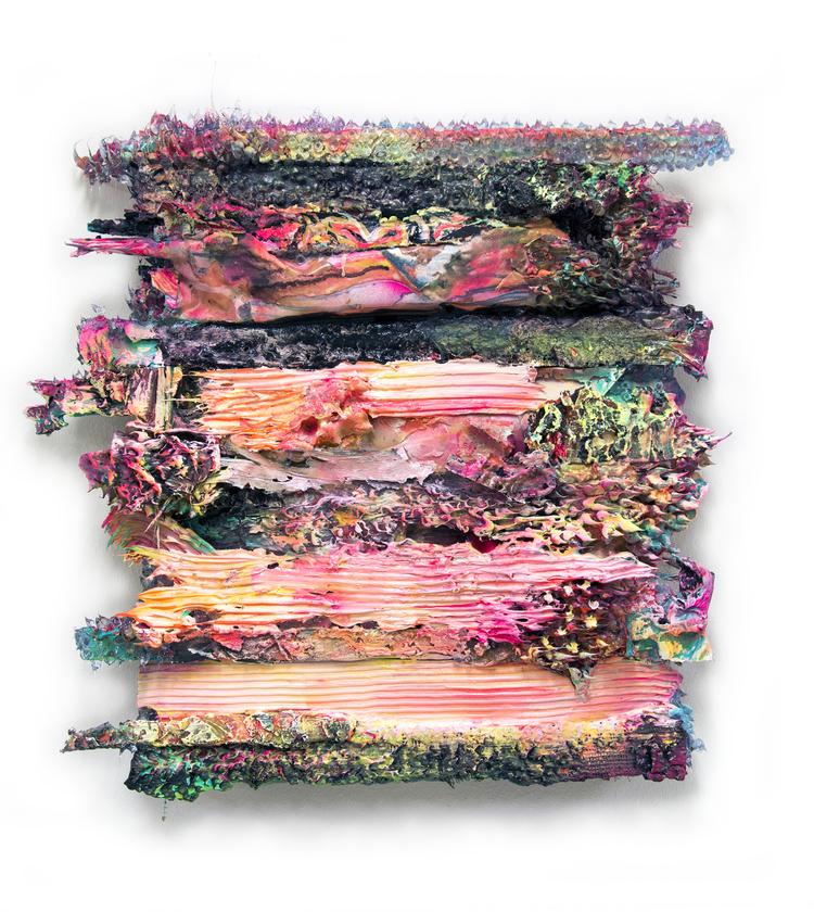 'Chromoscape', 2020, ett konstverk av Bergthor Morthens