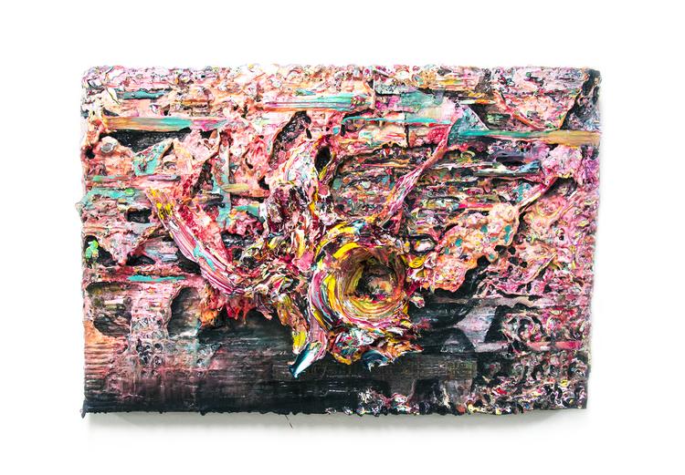 'What Can You Tell Me?', 2020, ett konstverk av Bergthor Morthens