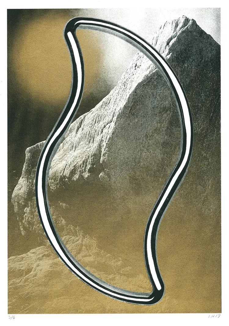 'Loop', 2019, ett konstverk av Linn Henrichson