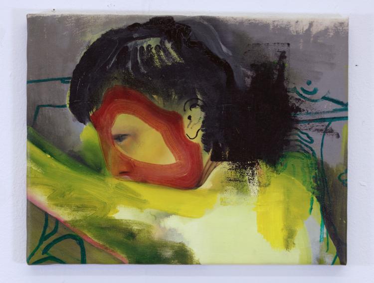 'Boxas', 2019, ett konstverk av Sixten Sandra