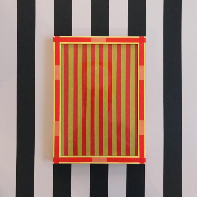 'Stop 1 ', 2019, ett konstverk av Evelina Kroon