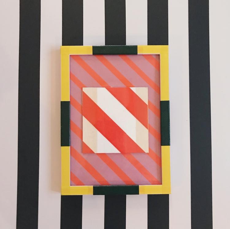 'Stop 2', 2019, ett konstverk av Evelina Kroon