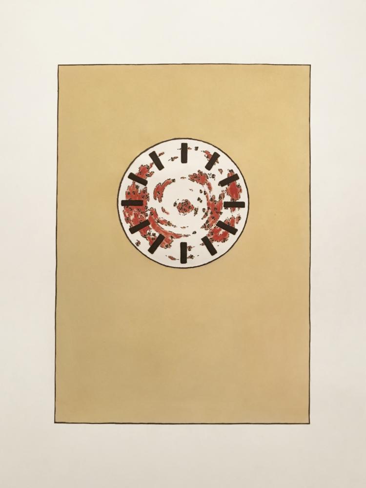 'Spindel', 2019, ett konstverk av Klara Björk Adamsson
