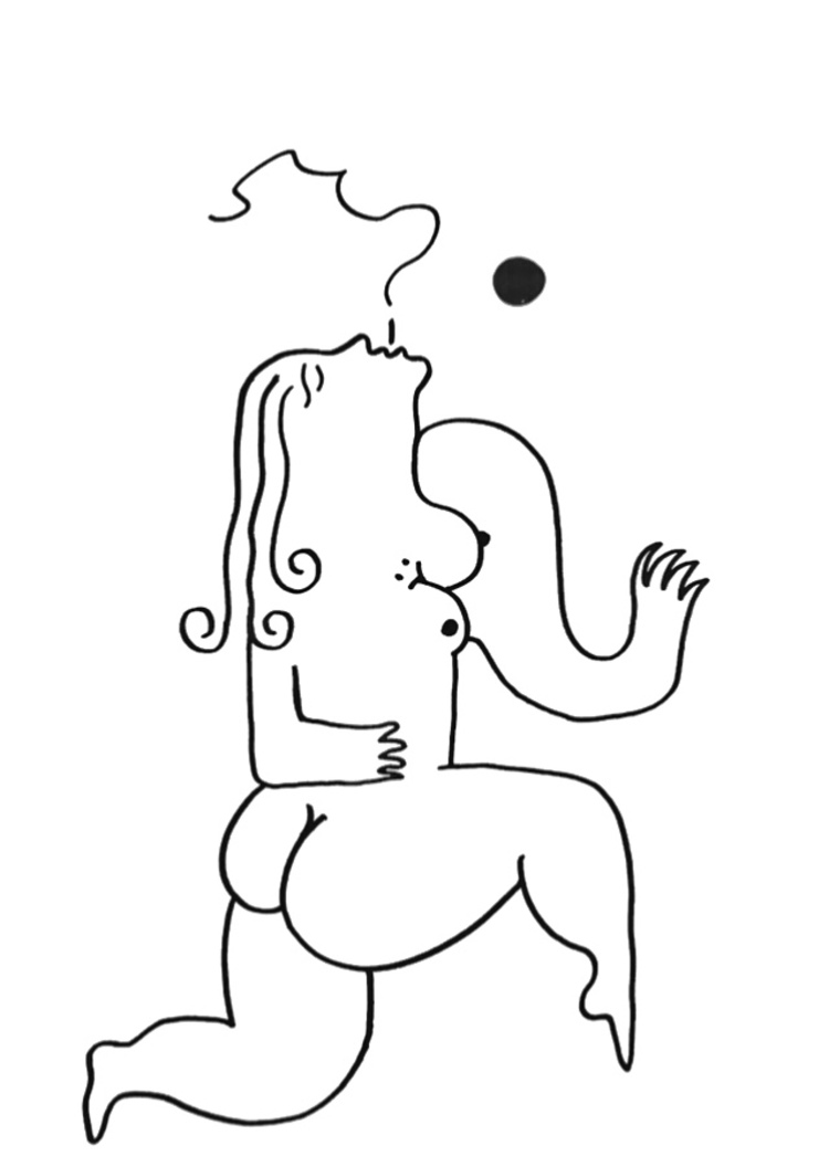 'Sol #8', 2019, ett konstverk av Alexandra Karpilovski