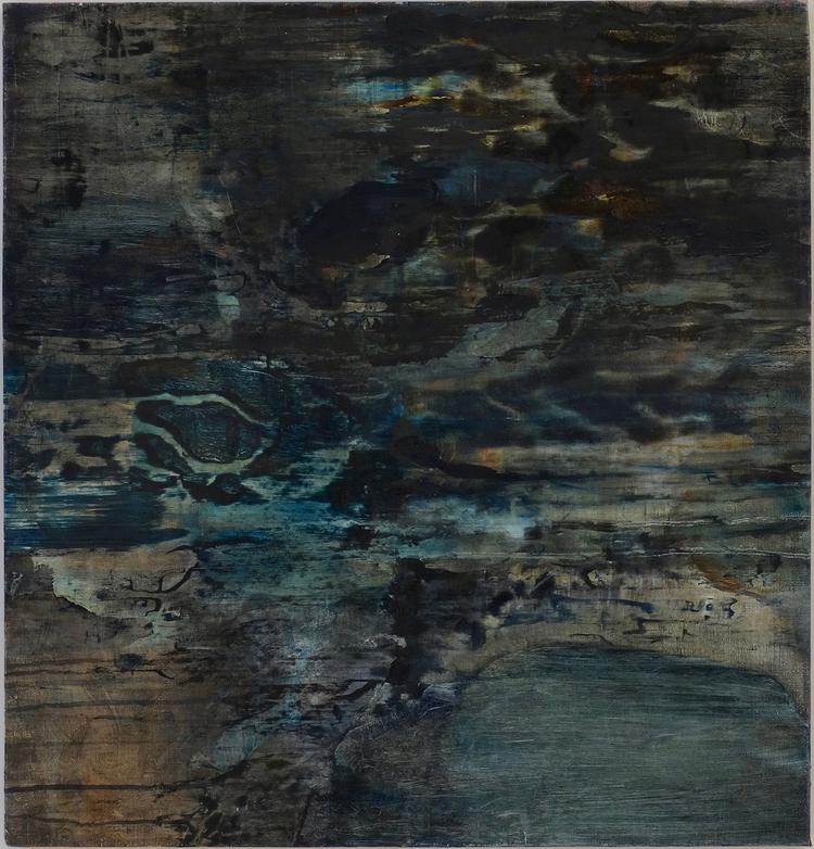 'Earth Talks', 2020, ett konstverk av Åsa Landström