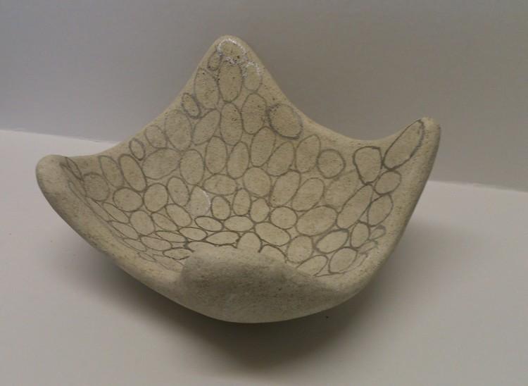 'Spår II', 2000, ett konstverk av Iréne Hansson