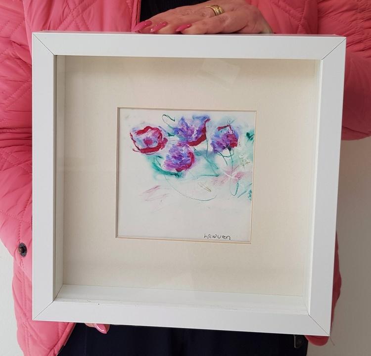 'Liten Blomma', 2019, ett konstverk av CarArt