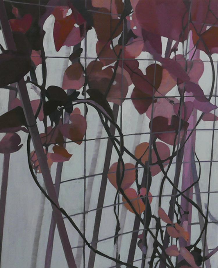 'Shelter II', 2018, ett konstverk av Alexandra Kern
