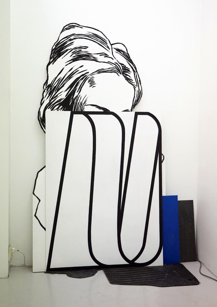 'IIMAGES AS OBJECTS AND OTHER STUFF', 2015, ett konstverk av Örjan Wallert