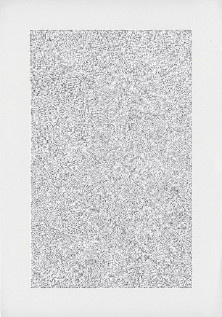 'Typer och förekomster 6', 2013, ett konstverk av Tobias Sjödin
