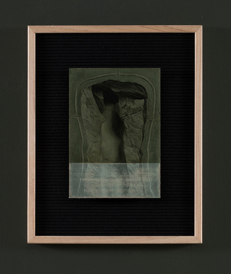 'The Mold', 2020, ett konstverk av Niklas Asker