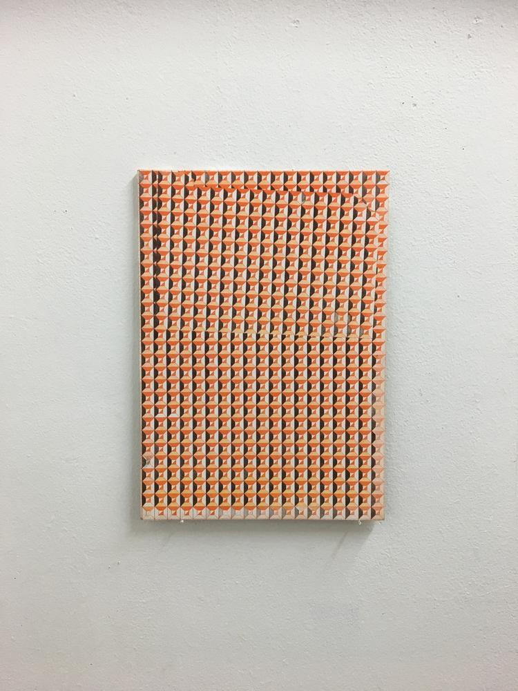 'Utan titel', 2020, ett konstverk av Niklas Karlsson